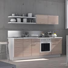 meuble de cuisine mural île de bois dosseret mural doiseau micro ondes blanc meuble