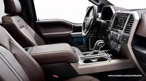 2013 F150 Interior 2015 Ford F 150 Interiors And Exteriors Youtube