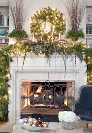 Easter Fireplace Mantel Decorations by 25 Christmas Table Decorations Ideas For This Year Decoration 11