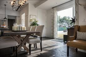 Elite Dining Room Furniture by Flooring Modern Dining Room With Dining Set And Linear Chandelier