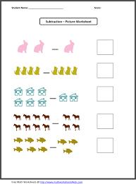 Free Math Facts Worksheets Free Printable Kindergarten Worksheets Preschool Kids Maths Best