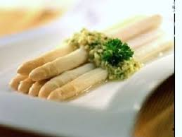 cuisine asperge asperge à la flamande recettes cuisine française