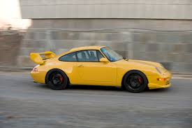 porsche ruf for sale 1995 porsche 993 in motion german cars for sale blog