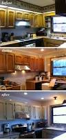 Lake House Kitchen Ideas by Before During After Lake House Kitchen Remodel Lake House