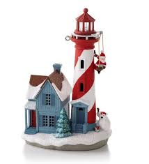 2013 lighthouse hallmark ornament hooked on