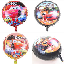 deliver balloons cheap children birthday party cars balloons party festive decorations foil