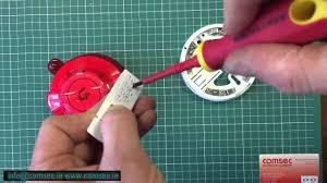 apollo xp95 detector base youtube