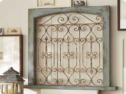 Wrought Iron Decorations Home by Wrought Iron Kitchen Wall Decor Detrit Us