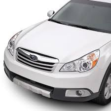 white subaru outback shop genuine subaru outback accessories subaru of america