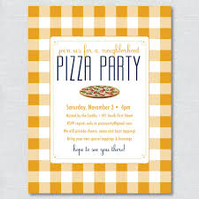 make your own party invitation pizza party invitations party invitations templates