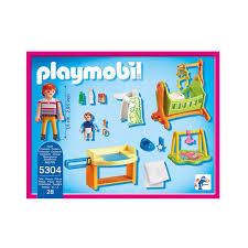 playmobil babyzimmer playmobil 5304 babyzimmer mit wiege