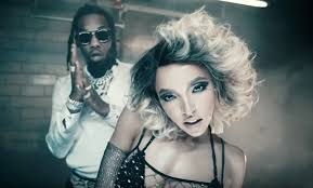 how to get my hair like offset watch tinashe s new video for no drama featuring offset the source