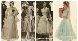 women s dress clothes and men s and fashions in the 1950 s prices and