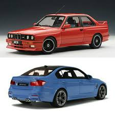 bmw e30 model i need help i to choose between two model cars a gt spirit