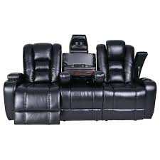Reclining Sofa With Center Console Power Reclining Sofa Power Reclining Sofa With Center Console