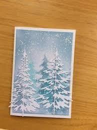 https cards using tim holtz woodland dies search tim
