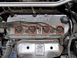 1999 honda accord 4 cylinder vtec 1998 2002 honda accord spark plugs replacement 1998 1999 2000