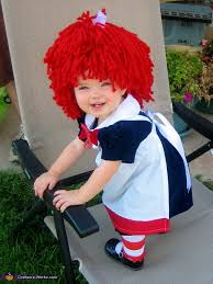 Raggedy Ann Costume Raggedy Ann Costume Photo 2 2