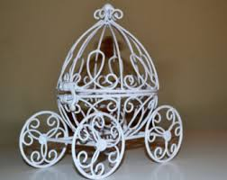 Cinderella Carriage Centerpieces by Carriage Wedding Etsy