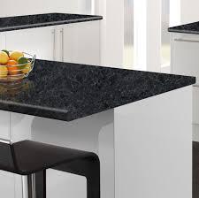 wilsonart midnight granite matt laminate breakfast bar kitchens