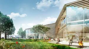 architecture architectural rendering competition artistic color