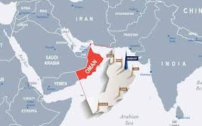 Map Of Oman About Oman Oman Investment Corporation