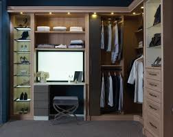 Bedroom Design With Walk In Closet Masculine Closet Affordable Swing Arm Wall Sconce Hardwired