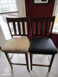 How To Upholster Dining Room Chairs by How To Reupholster A Dining Room Chair Seat And Back Dining Room
