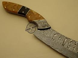 hand made kitchen knives professional damascus kitchen chefa