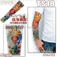 new temporary arm fake tattoo sleeves 140 different designs mix