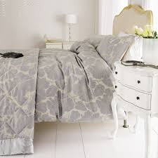 Discount Designer Duvet Covers Jacquard Bed Sets Passion Silver By Harlequin Bedding At Bedeck 1951