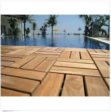 patio wooden decking tiles homebase wooden floor tiles