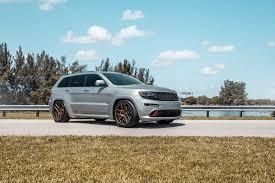 bronze jeep jeep grand cherokee srt8 velgen wheels vmb5 satin bronze