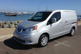 nissan nv200 2013 nissan nv200 first drive truck trend
