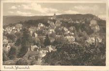Ak Ansichtskarte Friedrichroda Blick Vom Herzogsweg Architektur Bauwerk Ansichtskarten Vor 1914 Aus Thüringen Günstig