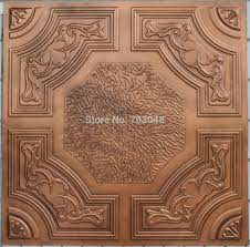 ceiling compare prices on copper wall tile with faux tin ceiling