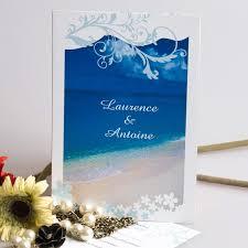 faire part mariage discount bleu marine faire part de mariage theme mer ete romantique a la