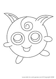 inununar pokemon coloring pages printable