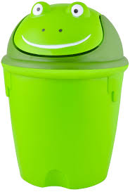 poubelle de chambre poubelle salle de bain et chambre enfant grenouille vente