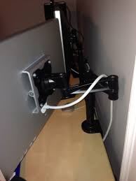 imac wall mount question for those of you with vesa mounted imacs macrumors forums