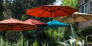 Best Patio Umbrella For Shade The Best Patio Umbrella And Stand Reviews By Wirecutter A New