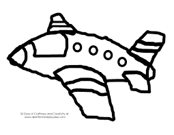 plane outline