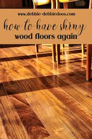 Stain Wood Floors Without Sanding by How To Clean And Restore Your Hardwood Floors Organically Bright