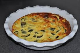 hervé cuisine quiche recette de la quiche légère sans pâte aux courgettes