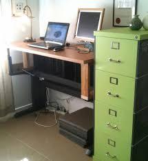 diy sit stand desk converter best home furniture decoration
