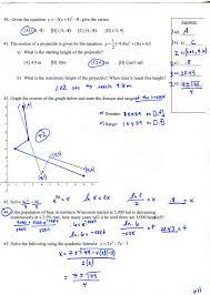 semester 1 exam mr roos hempstead high math
