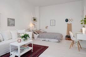 coin bureau dans salon salon et chambre dans la même pièce 20 idées pour aménager