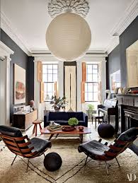 Houses And Their Floor Plans by Julianne Moore U0027s New York Townhouse Photos See Inside