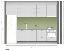 Small Kitchen Floor Plans by Best 25 One Wall Kitchen Ideas Only On Pinterest Kitchenette