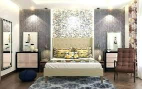 Designer Bedroom Wallpaper Master Bedroom Wallpaper Accent Wall Glassnyc Co